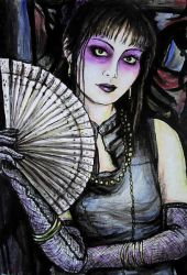 Geisha - Nightclub No.1 by Valerian