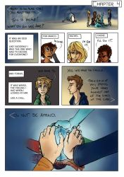 The Invasion Ch. 4, Pg. 1 by CamishCD