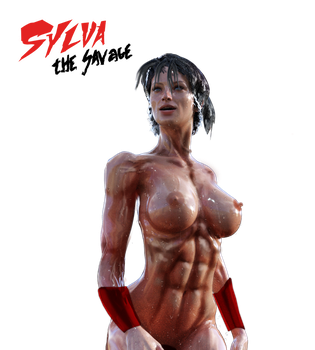 Strongest Woman of the Planet after Trial by SavageSylva