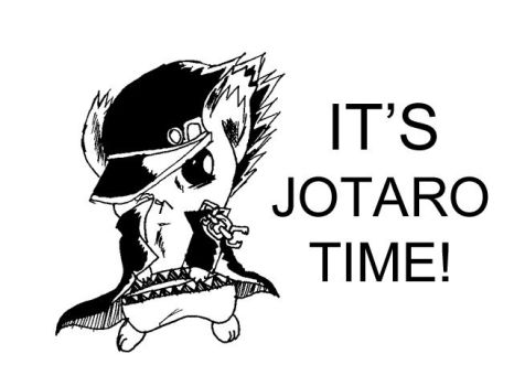 It's Jotaro Time by TokenDuelist