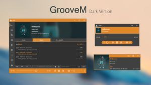 GrooveM (Dark) by amdpastrana