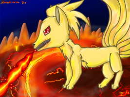 The Fury of Nine by Zephyrift
