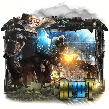 Sign Tech - Titanfall by Ghost-Designer