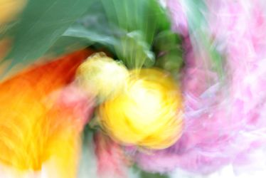 Abstract Floral 4870 by kparks