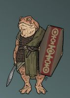 Battle Toad by Konquistador
