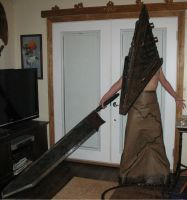 Silent Hill Film Red Pyramid Cosplay by Rising-Darkness-Cos