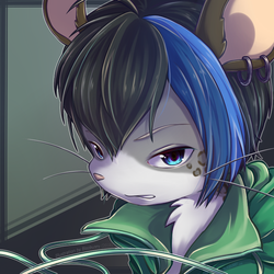[COM] Notearl by Bloobunnyy
