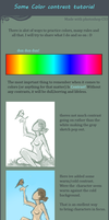 Some color tutorial by griffsnuff