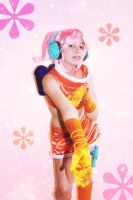 Space Channel 5 01 - Ulala by Pink-Royale