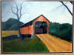 West Cornwall Covered Bridge by xxchef