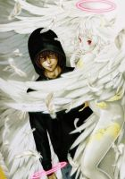 Platinum End Art by corphish2