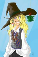 Nargles in the Mistletoe? by Gonsalessman