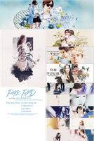 [140103][Pack PSD#2] Good bye 2013 and hello 2014! by jungsubby