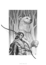 Vex and Trinket by jowyn
