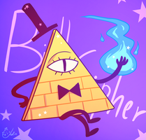 Bill Chipher by ChellinC