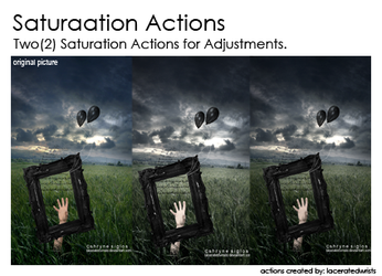 Saturation Actions by laceratedwristsstock