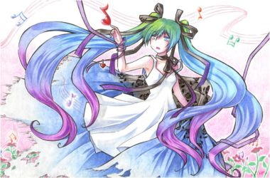 Vocaloid - just a song by Nefis