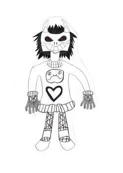 Zacharie:The Merchant Of Wary Expectations Is Open by SeriesArtiststarter