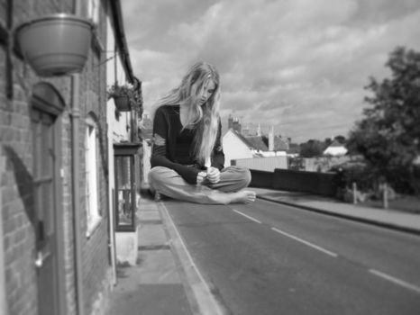 Joss Stone in the village by Accasbel