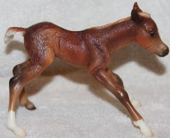 Breyer A Mother's Love Whinny-Nicker Stock 2 by Lovely-DreamCatcher