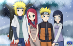 *Twin Hearts: MinaKushi and NaruHina (My Version) by RJAce1014