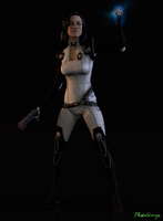 The Cerberus Operative by PhantomSovereign