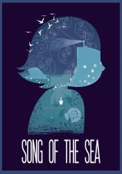 Many Faces of Cinema: Song of the Sea by Hyung86