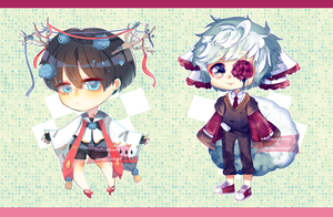 COLLAB ADOPTS - AUCTION (CLOSED) by hatsukibambi