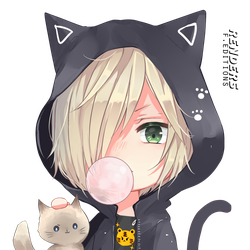 Render Yuuri Plisetsky Chibi - YOI 6 by feditions