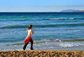 6 Tips to Mix Exercise and Travel This Summer by xanderwaggon1