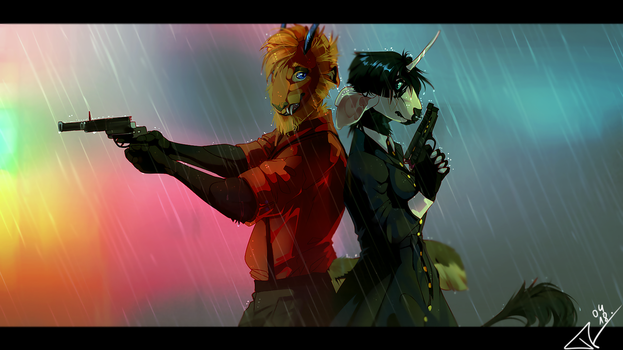 together in crime by wyum