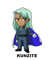 #068: Kunzite by TinySailorMoon