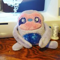 [COMING SOON] Galaxy Sloth Plushies by Slothie-Studios