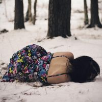 When love grows cold by Ninruz