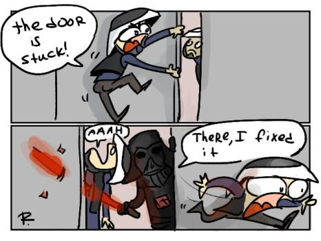 Rogue One, 6 by Ayej