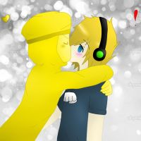 .:Pewdie X Stephano:. by SqueakFace