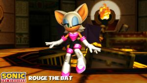 (MMD Model) Rouge the Bat Download by SAB64