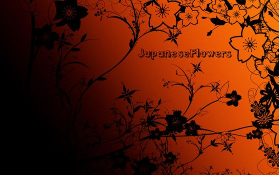 JapaneseFlowers by sunlitsix