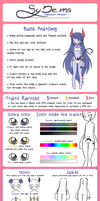Semi-Open Species: SyDems (Symbiont Demons) by Mima-Adopts