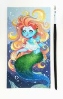 LilMermaid by MsMegaSuslik