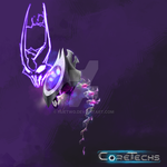 CoreTechs Concept Art: Technocrat Unit by HueTwo