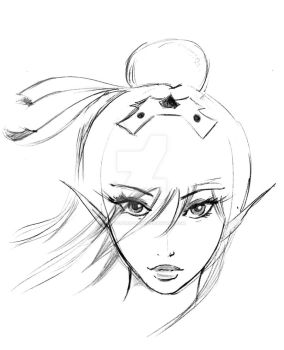 Tip of the Day: Drawing Glamorous Eyes by Christopher-Hart