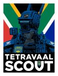 Tetravaal Scout Poster / Ad by Mike-the-Vector