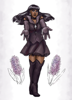Sailor Hyacinth by ErinPtah