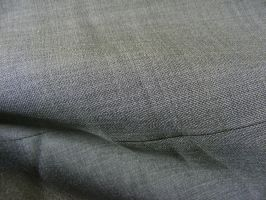 Gray Fabric 3 by Artfans