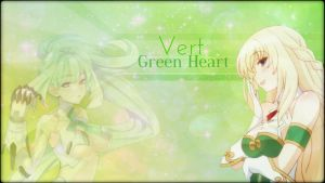 Vert Wallpaper by ItsKawaiiSugar