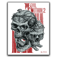 The Evil Within 2 v8 by Mugiwara40k