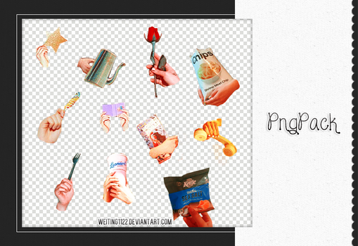 PNG PACK 057 By Weiting1122 by weiting1122