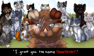 The Fawn's Heart // Assignment 5 // DWW by captain-stream