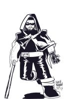 6.66 Commission: Sith Zackattaxus by andehpinkard